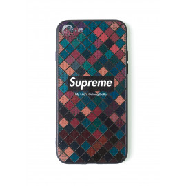 iPhone 7 design cover with rhomb pattern