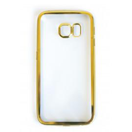 Samsung S6 gold TPU case