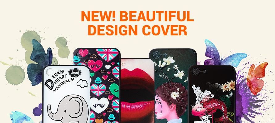 New design cover